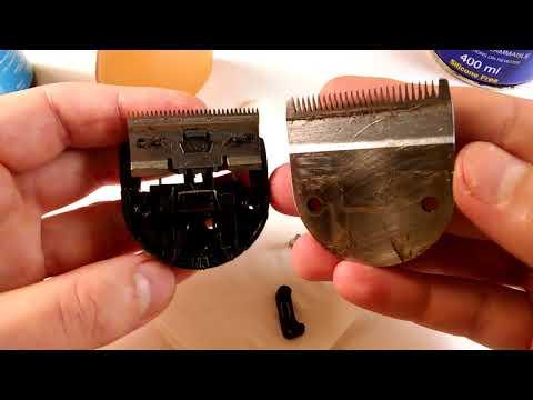 Как ремонтировать машинку для стрижки волос