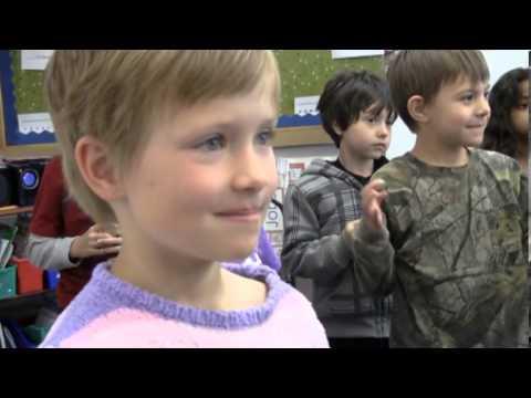Classrooms that Move:  Pioneer Elementary School Kindergarten