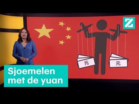 Muntmanipulatie: De Chinese Trukendoos Gaat Open • Z Zoekt Uit