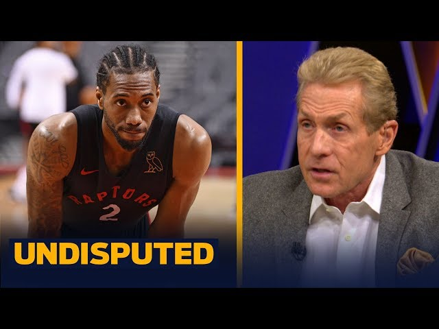 Warriors or Raptors? Skip & Shannon make their picks for Game 1 of the NBA Finals | NBA | UNDISPUTED