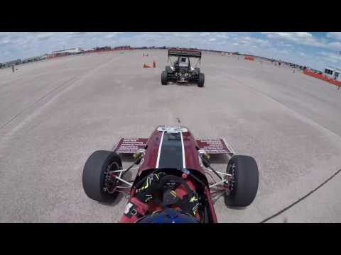 Texas A&M 2017 FSAE Lincoln Endurance
