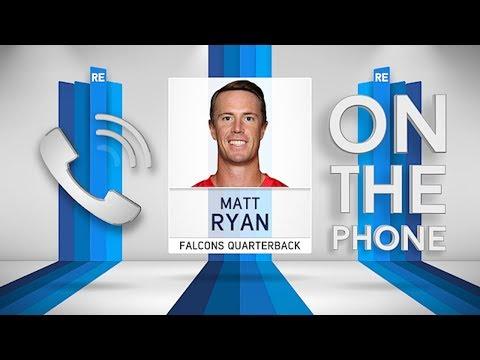 Falcons' QB Matt Ryan Talks New Contract & More with Rich Eisen   Full Interview   5/7/18