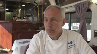 Heartland Food Prepared and Served on Amtrak - America