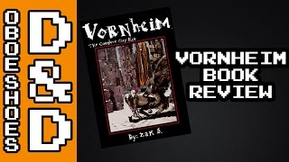 Review Vornheim The Complete City Kit Youtube