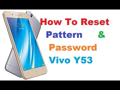 Vivo Y53 Pattern Lock & Password Removed Done By Miracle Box 100% Done  by  Mobile Software Jugaad
