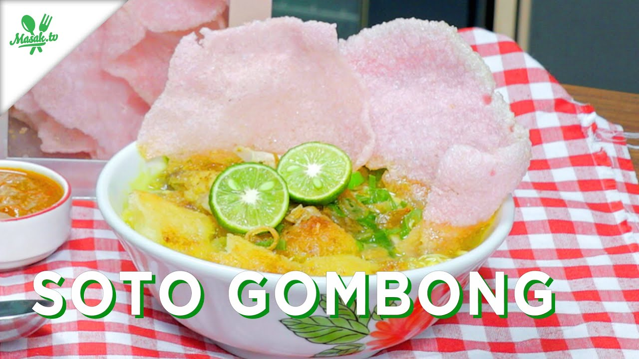 Soto Gombong
