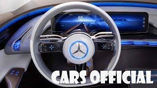 Autonomous Car by Mercedes-Benz (2019)