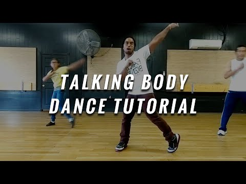 Tove Lo - Talking Body | Hip Hop Dance For Beginners Dance Tutorial