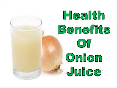 10 Health Benefits Of Onion Juice