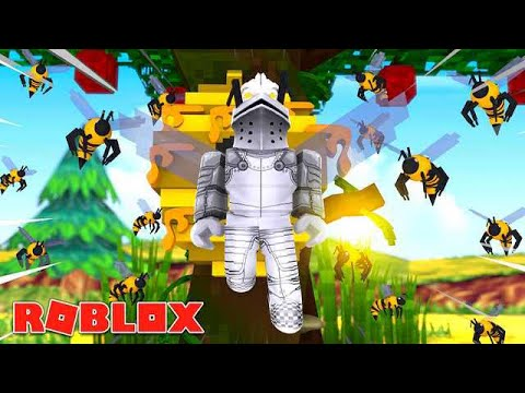 THE KING OF THE BEES! Roblox Bee Swarm Simulator
