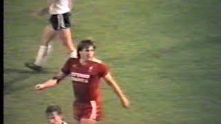 Fulham v Liverpool 07/10/1986