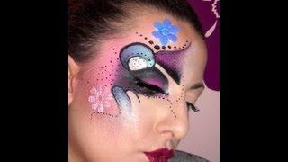Spring Art Makeup look Thumbnail