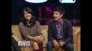 Repeat youtube video Hitam Putih - Maudy Ayunda dan Adipati Dolken (25 - Oktober - 2012)