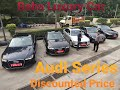 Baba Luxury Car | Audi A4 & A6 at Discounted Prices...!!!