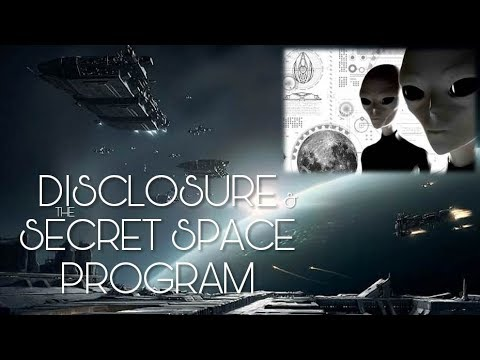 David Wilcock on Space Force - The New Age (NWO) Alien