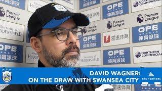 Video Gol Pertandingan Huddersfield Town vs Swansea City
