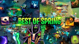Dota 2 Rubick Moments [BEST OF SPRING] 2021