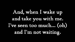 WATERS - For the One lyrics