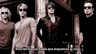 With these two hands - Bon Jovi Subtitulado español