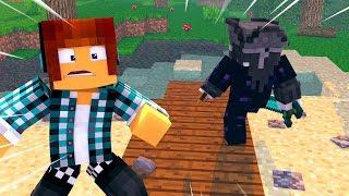 EXPLORANDO E BASE DO AUTHENTICGAMES - Minecraft REVERSO #10