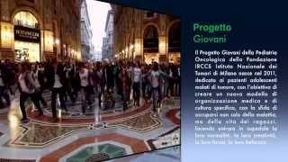 Progetto Giovani Istituto Nazionale Tumori Milano