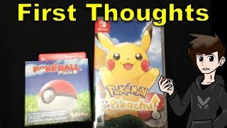 THIS Is How You Play Pokemon: Let's Go First Thoughts | @GatorEXP