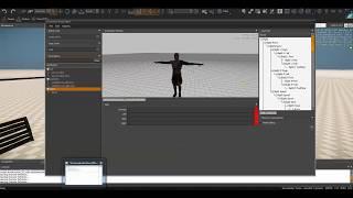 Перенос пользовательского ГГ и анимации в CRYENGINE 3