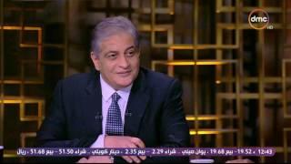 مساء dmc - أسامة كمال يسأل دكتور أزهري ..