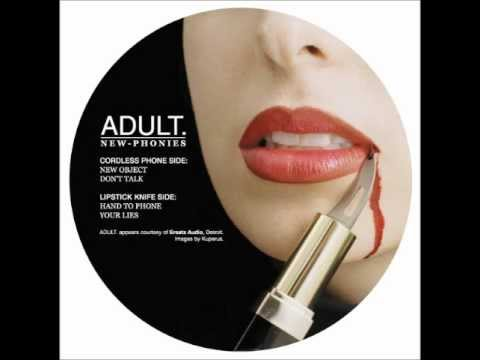 ADULT. - Hand To Phone