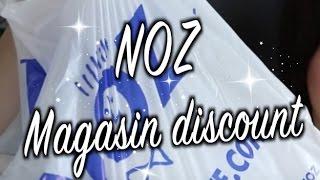 [ Haul n°2 ] : NOZ / Magasin Discount ♡