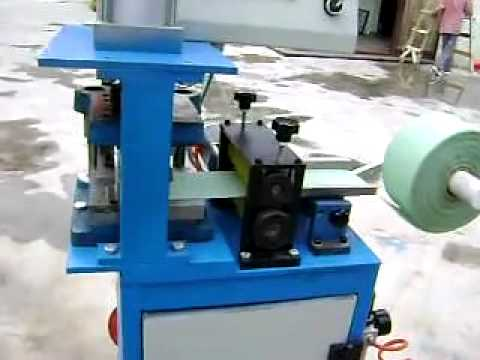 Automatic Fabric Vertical Blind Vane Cutting And Punching