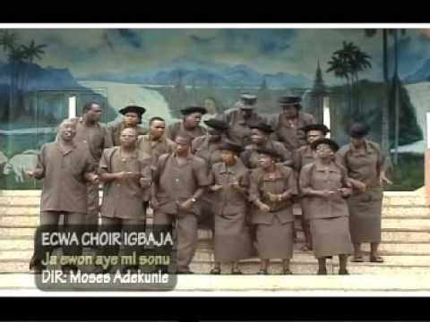 ECWA CHURCH CHOIR IGBAJA,KWARA STATE
