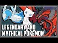 Pokemon Timeline Explained | Legendary and Mythical Pokemon