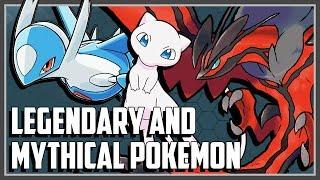 Download Pokemon Timeline Explained   Legendary and Mythical Pokemon