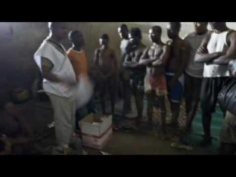 Unacceptable Conditions in Guinea Prisons 2008