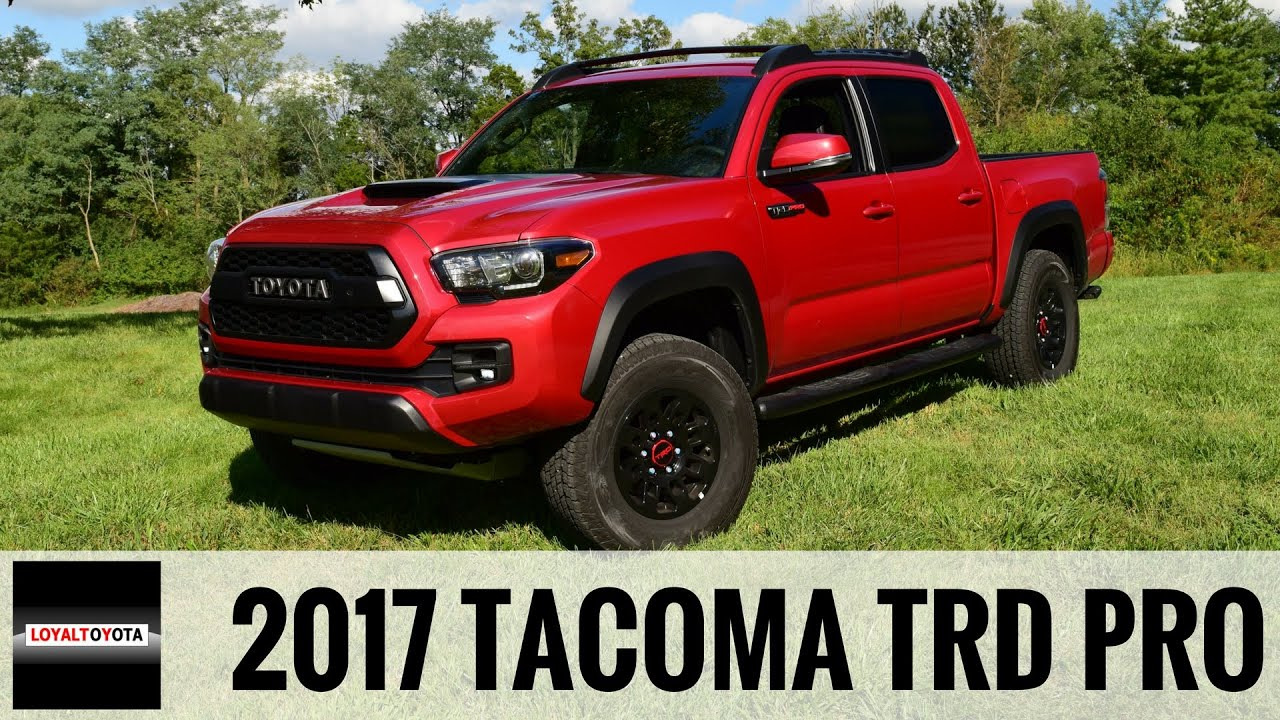 2017 toyota tundra trd pro loyaltoyota youtube. Black Bedroom Furniture Sets. Home Design Ideas