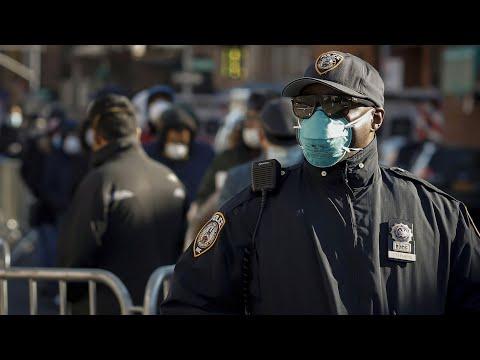 Жертвы и добровольцы в борьбе с коронавирусом | АМЕРИКА | 26.03.20