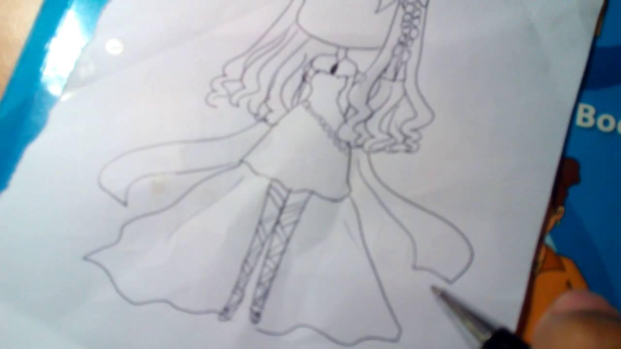 Vẽ cung song ngư chibi tập1 12 cung hoang đạo