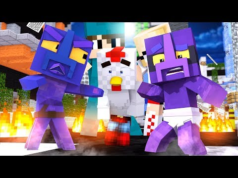 Minecraft | Who's Your Daddy? THEY CAME TO TAKE ME AWAY! (Maximum Security Hospital)