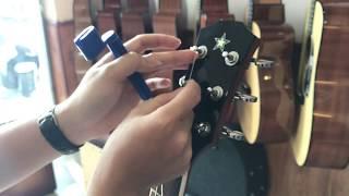 Hướng Dẫn Thay Dây Đàn Guitar Acoustic [Bản Chuẩn]