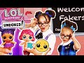 Unboxed! | LOL Surprise! | Season 2 Episode 6: Fakers 101 Videos For Kids