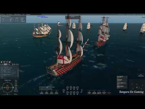 Naval Action ]  Rear Admiral Fleet Mission | Jul 18, 2016