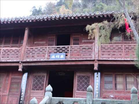 WUDANG Shan...WUDANG Mountains...Old Kungfu Master Zheng ShiJie !