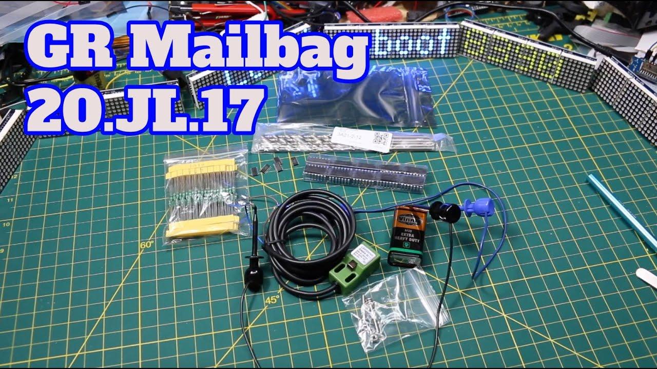 GR Mailbag 20.07.17