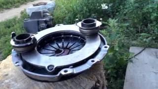 Замена сцепления Mazda 6 GG | Ставим от mazda 1991 года