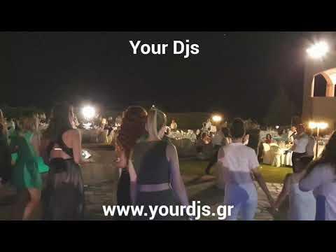 ΧΟΡΟΣ ΑΝΘΟΔΕΣΜΗΣ ΓΑΜΟΥ | WEEDING BOUQUET DANCING | 20/7/19