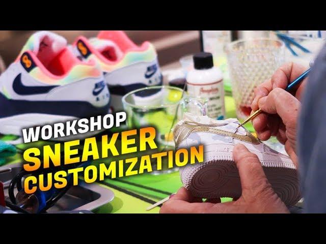 diy custom nike shoes