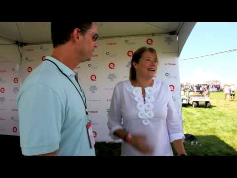 Mark Addison interviews Lorraine Bracco