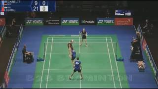 2017 yonex all england open q xd raphael beck carla nelte vs lee yang hsu ya ching