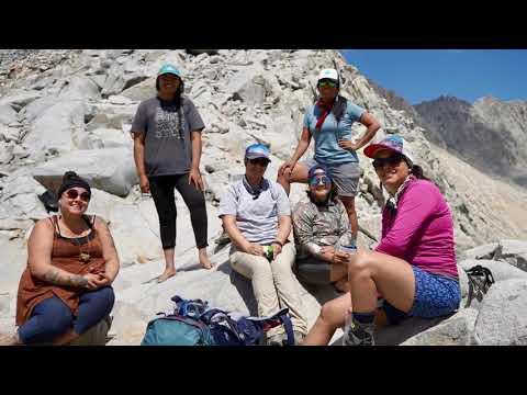 Indigenous Women Hike
